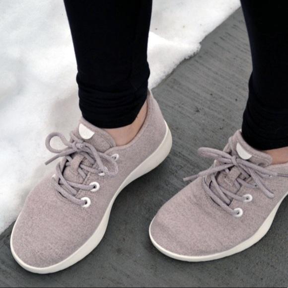 69a30231654b Allbirds blush tui tan wool running tennis shoe